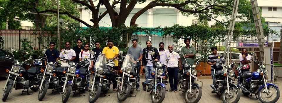 Bajaj Avenger Club Bengaluru