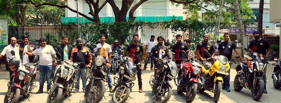 Battalion Bikers
