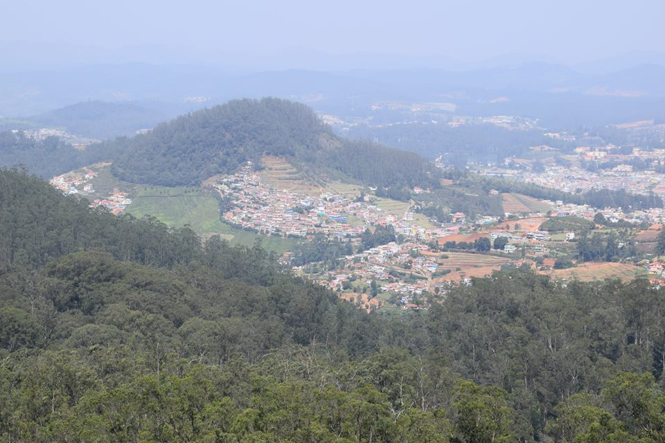 doddabetta view point