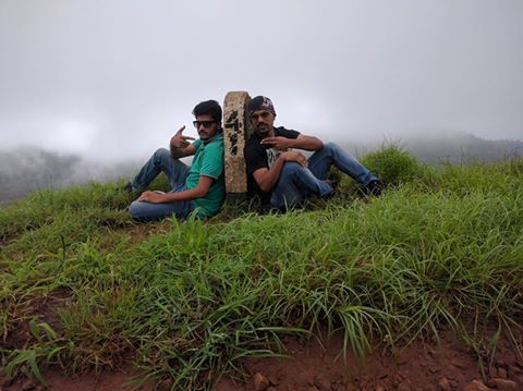 Before few kms away from Kemmanagundi