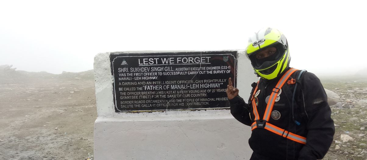 Father of Manali - Leh Highway