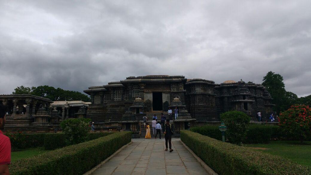 Hoysaleshwara Temple - Halebidu