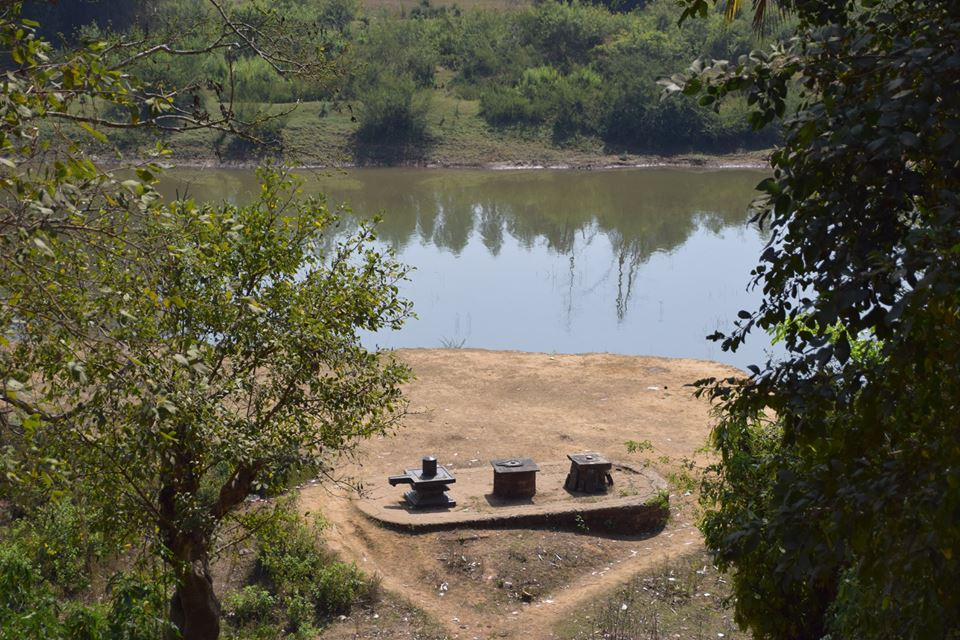 at the banks of Varada River