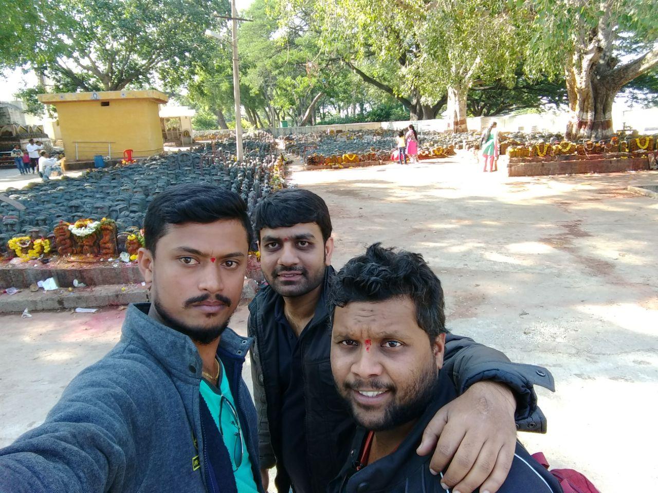 at Vidurashwatha Temple