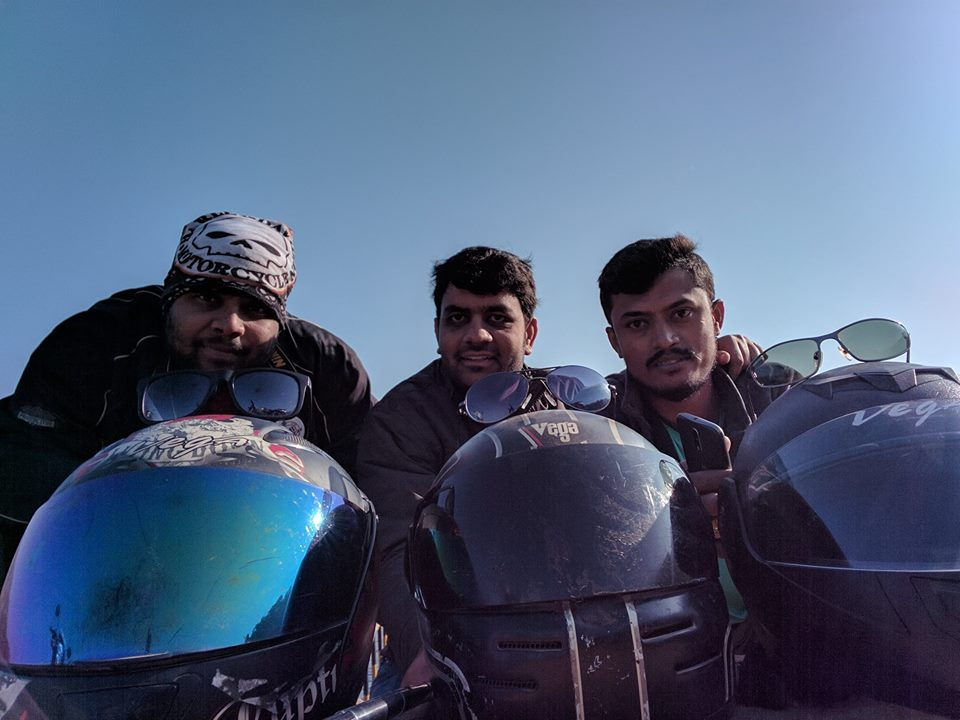 Rule the Road, But dont forget to wear Helmets