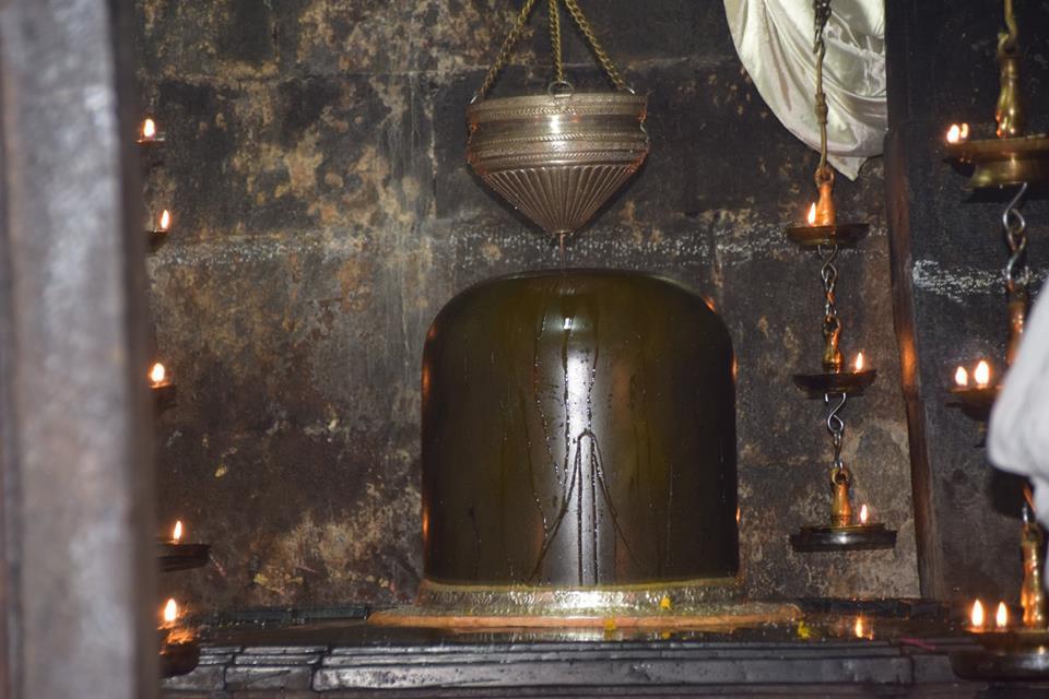 Shivaling at Banavasi Temple