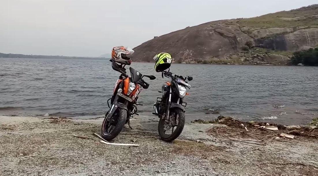 At Maidala Lake