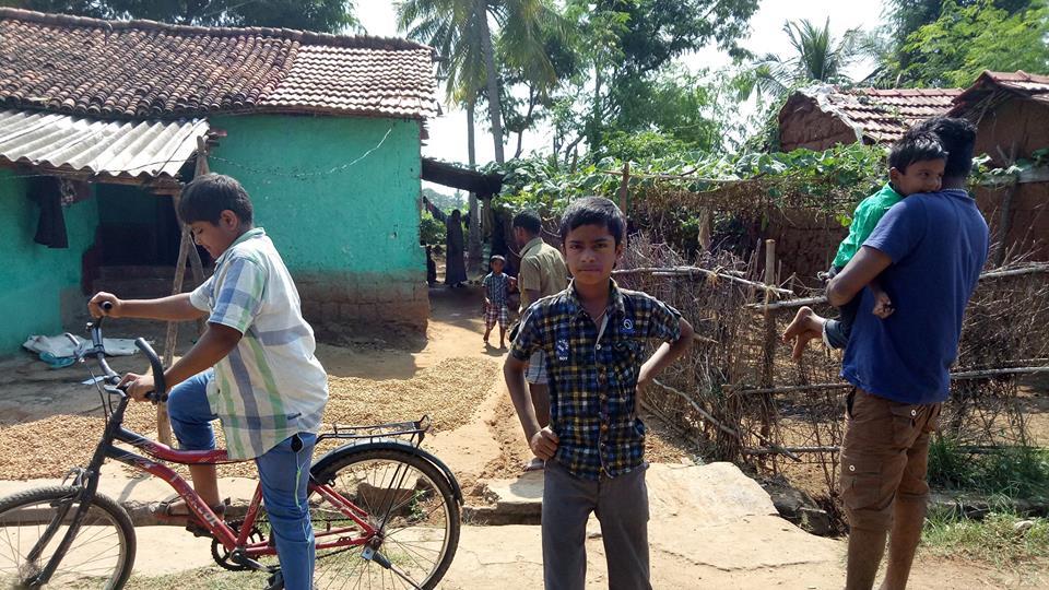Krishnamurthy's home