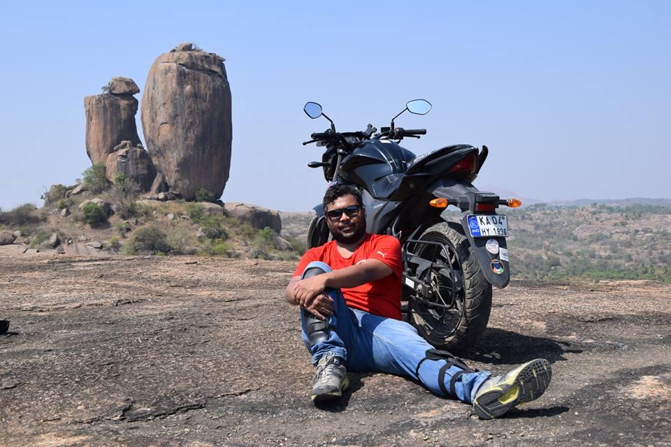 Soul Warrior at Thimmappa Betta