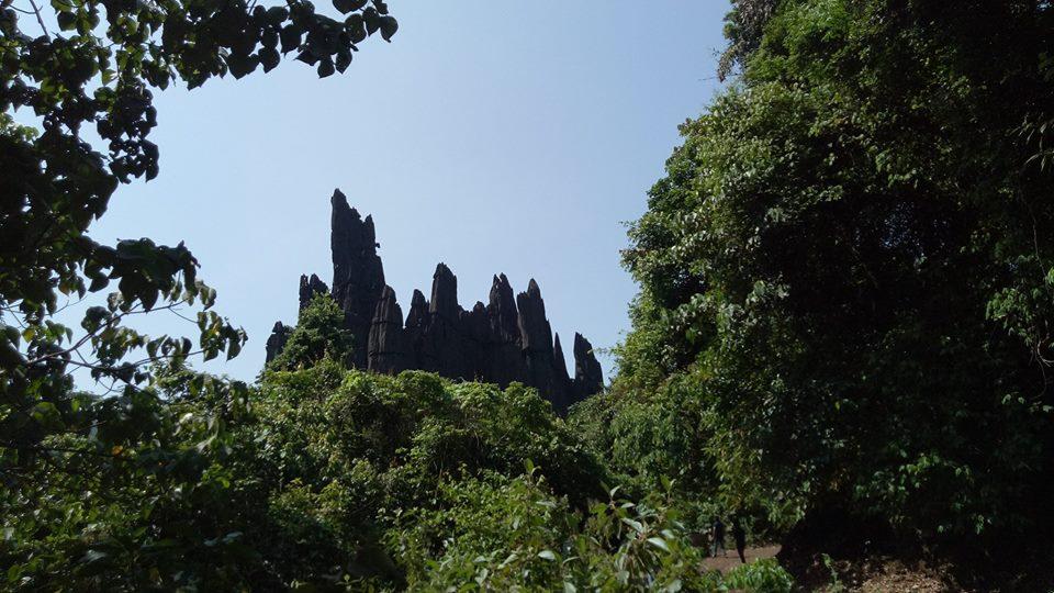 The Mohini Hill